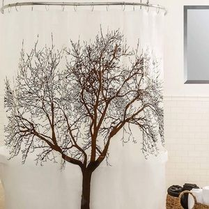 Other - Tree Silhouette Shower Curtain